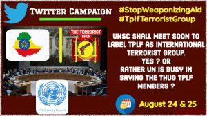 TPLF - The Terrorist Group